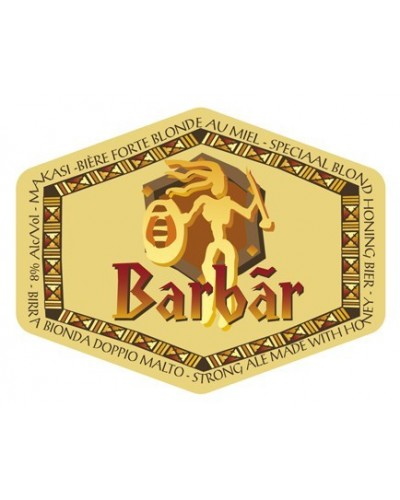 Barbar Blonde 8° - Fut 15L