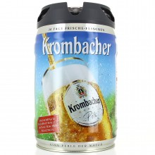Beertender Krombacher Pils Fut5L