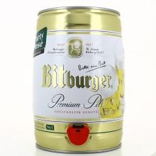 Bitburger Minifut5L 4.6°