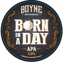 Boyne Born In A Day 4.8° 30L Pet