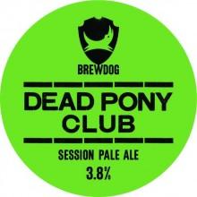 Brewdog Dead Pony 3.8°Keykeg30L