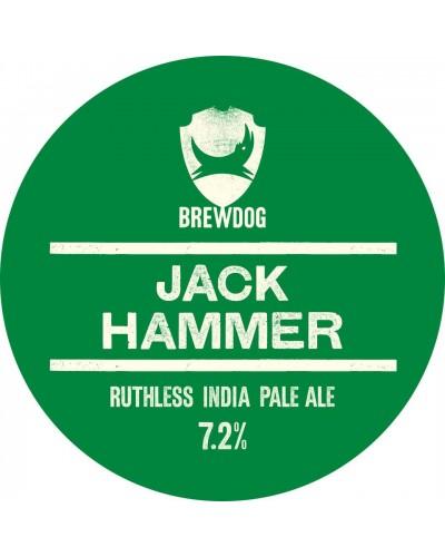 Brewdog Jack Hammer 7.2° Keykeg 20L