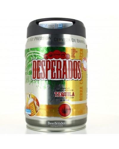 Desperados- Fut 5L Beertender