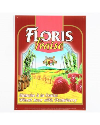 Floris Fraise 3,6°- Fut 30L