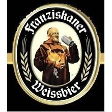 Franziskaner Weiss Hell 5° 6L