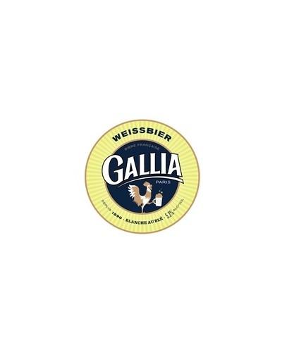 Gallia Weissbier 5,2° Keykeg 30L