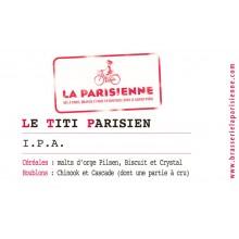 La Parisienne Ipa Titi Fut 30L 5.5
