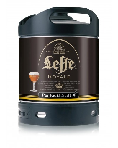 Leffe Royale 7.5° Perfectdraft 6L