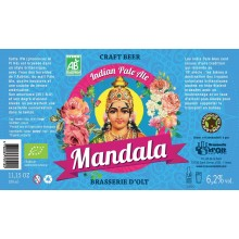 Mandala Ipa Bio 6.2° Fut 20L
