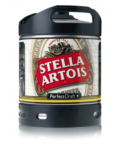Stella Artois 5,0° Perfect Draft Fu