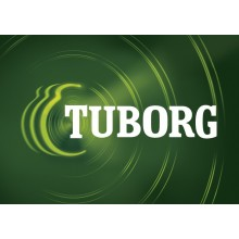 Tuborg Green 5,5° - Fut 25L