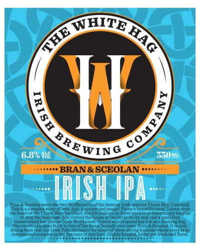 White Hag Irish Ipa 7.2° Kkeg 30