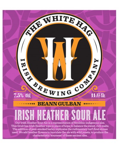 White Hag Irish Sour 7.5° Kkeg 30