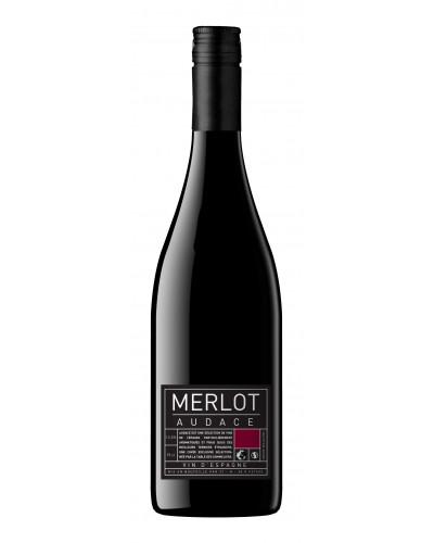 Audace Merlot Rouge 75CL X12
