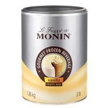 Frappe Monin Vanille 1,36Kg