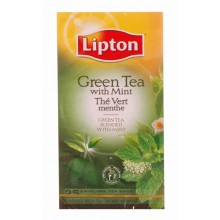 The Vert Menthe 25Sf Lipton