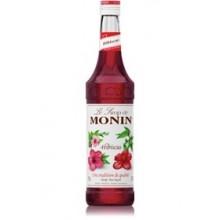 Bout.Monin Hibiscus Sirop 70CLx01