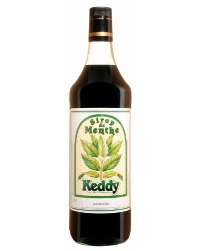 Bout.Sirop Keddy Menthe - 1 L