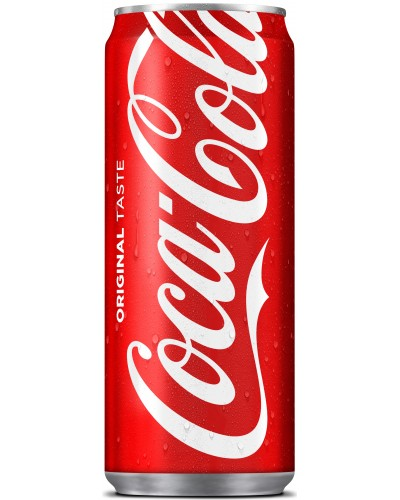 Boite Coca Cola 33CL X24