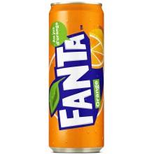 Boite Fanta Orange 33 X24