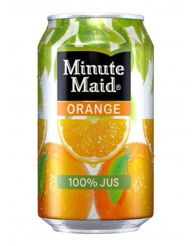 Boite Min Maid Orange (Bt33) X24