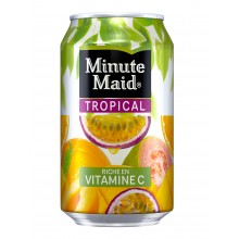 Boite Min Maid Tropical (Bt33) X24