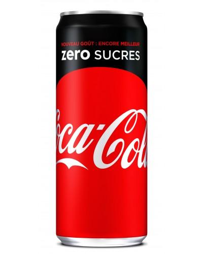 Boite Zero Coca Cola 33 X24
