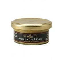 Bloc Foie Gras De Canard 50Gr
