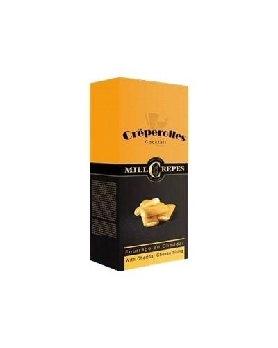Creperolles Fourrees Cheddar 100Gr