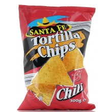 Tortilla Santa Fe Chili 300G