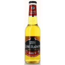 Cidre Loic Raison Brut Vp27.5CL X18