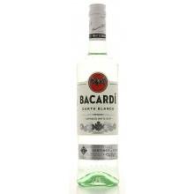 Bacardi Carta Blanca Rhum 37,5° 70C