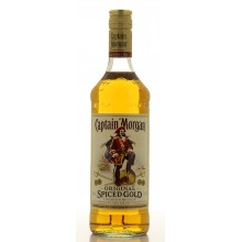 Captain Morgan Spice Gold 35° 70CL