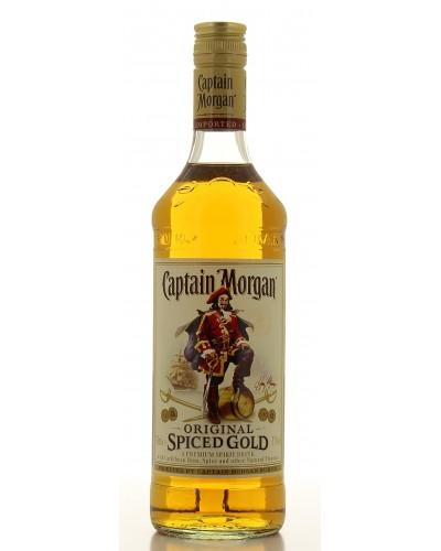 Captain Morgan Spice Gold 35° 70CL