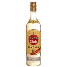 Havana CLub 3 Ans 70CL 40 ° X0