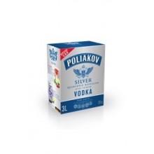 Bib 3L Poliakov Vodka 37.5°