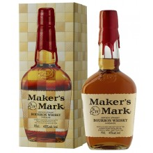 Bourbon Maker'S Mark 70CL 45°