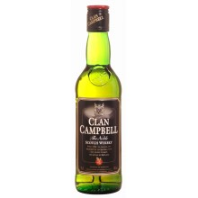 CLan Campbell Flask 20CL 40° X01