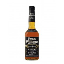 Evan Williams Black Label 43° 70CL