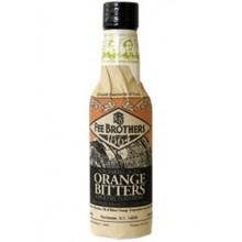 Fee Brothers Bitters Gin Barrel Ora