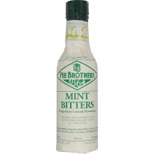 Fee Brothers Bitters Mint Menthe