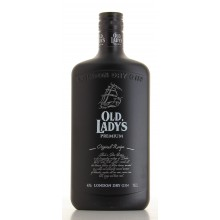 Gin Black Old Lady S 70CL 40% X01