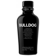 Gin Bulldog 40° 70CL X01