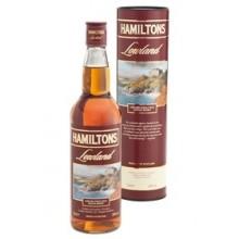 Hamiltons S. Malt Lowland 40° 70CL