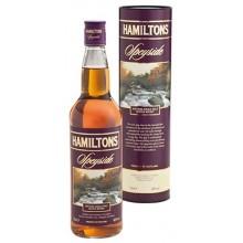 Hamiltons S. Malt Speyside 40°70CL