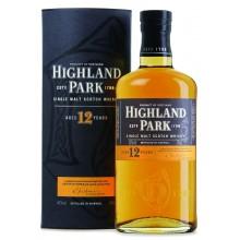 Highland Park 12Ans 70CL 40° X01