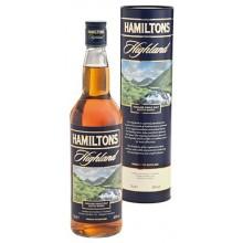 Hamiltons S. Malt Highland 40° 70CL