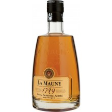 Rhum 1749 La Mauny Vp70CL 40°