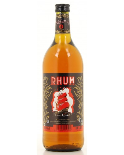 Rhum Ambre Dulky 40° 100CL