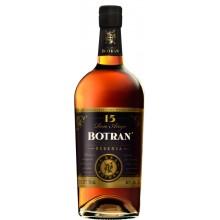 Rhum Botran 15Ans 40° 70CL